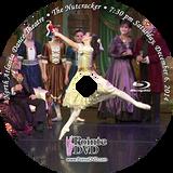 North Atlanta Dance Theatre The Nutcracker 2014: Saturday 12/6/2014 7:30 pm Blu-ray