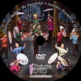 Gainesville Ballet The Nutcracker 2014: Saturday 12/6/2014 7:30 pm Edited DVD
