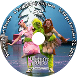Southern Ballet Theatre A Very Grinchy Christmas 2014: Saturday 11/22/2014 2:30 pm DVD