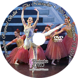 Covington Regional Ballet The Nutcracker 2014: Saturday 12/13/2014 7:00 pm DVD
