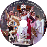 Sawnee Ballet Theatre The Nutcracker 2014: Thursday 12/18/2014 7:30 pm DVD