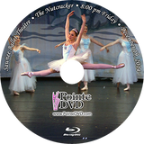 Sawnee Ballet Theatre The Nutcracker 2014: Friday 12/19/2014 8:00 pm Blu-ray