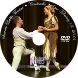 Sawnee Ballet Theatre Cinderella 2015: Sunday 2/15/2015 5:00 pm DVD