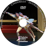 Perimeter Ballet Cinderella 2015: Saturday 3/7/2015 11:00 am DVD