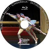Perimeter Ballet Cinderella 2015: Saturday 3/7/2015 11:00 am Blu-ray