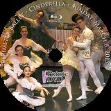 Perimeter Ballet Cinderella 2015: Sunday 3/8/2015 3:00 pm Blu-ray