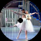 Northeast Atlanta Ballet Cinderella 2015: Sunday 3/15 2015 2:00 pm DVD