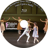 Georgia Metropolitan Dance Theatre Once Upon a Ballet 2015: Sunday 3/22/2015 2:00 pm Blu-ray