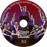Blessed Trinity Dance Concert 2015: Saturday 3/28/2015 Blu-ray