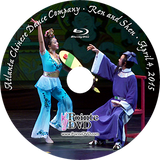 Atlanta Chinese Dance Company Ren and Shen 2015: Saturday 4/5/2015 (best of both shows) Blu-ray