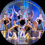 Academy of Ballet 2015 Recital: Saturday 4/25/2015 DVD