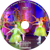Academy of Ballet 2015 Recital: Sunday 4/26/2015 DVD