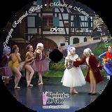 Covington Regional Ballet Mozart in Motion 2015: Saturday 5/2/2015 DVD