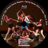 North Springs High School Dance 2015: Friday 5/8/2015 Blu-ray