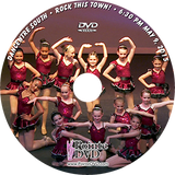 Dancentre South Rock This Town! 2015: Saturday 5/9/2015 6:30 pm DVD