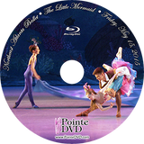 2015 Recital and Little Mermaid: NEAB Little Mermaid Friday 5/15/2015 7:30 pm Blu-ray