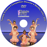Tumble 'N Dance 2015 Competition Showcase: Monday 6/1/2015 6:00 pm DVD
