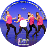 Tumble 'N Dance 2015 Recital: Wednesday 6/10/2015 7:00 pm Blu-ray