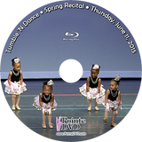 Tumble 'N Dance 2015 Recital: Thursday 6/11/2015 7:00 pm Blu-ray