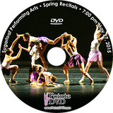 Sugarloaf Performing Arts 2015 Recital: Wednesday 5/27/2015 7:00 pm DVD
