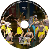 Sawnee School of Ballet 2015 Recital: Thursday 5/28/2015 6:30 pm DVD