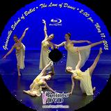 Gainesville School of Ballet 2015 Recital: 2:00 pm Sunday 5/17/2015 Edited 2 Cameras Blu-ray