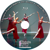 Covington Regional Ballet 2015 Recital: 2:00 pm Saturday 5/16/2015 Blu-ray