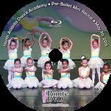 North Atlanta Dance Academy 2015 Recital: Pre-Ballet Mini Show:  11:00 am Saturday 5/30/2015 Blu-ray