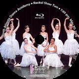 North Atlanta Dance Academy 2015 Recital: Show Two:  7:30 pm Saturday 5/30/2015 Blu-ray