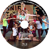 North Atlanta Dance Academy 2015 Recital: Musical Theatre The Audition:  1:00 pm Sunday 5/31/2015 Blu-ray