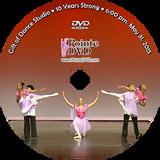 Gift of Dance Studio 2015 Recital: 6:00 pm Sunday 5/31/2015 DVD
