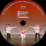 Gift of Dance Studio 2015 Recital: 6:00 pm Sunday 5/31/2015 Blu-ray