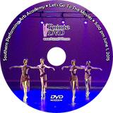 Southern Performing Arts Academy 2015 Recital: 5:00 pm Monday 6/1/2015 DVD