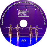 Southern Performing Arts Academy 2015 Recital: 5:00 pm Monday 6/1/2015 Blu-ray