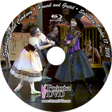 Sugarloaf Ballet Hansel and Gretel 2015: Best of all 3 performances, October 17-18, 2015 Blu-ray