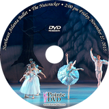 Northeast Atlanta Ballet The Nutcracker 2015: Friday 11/27/2015 2:00 pm DVD