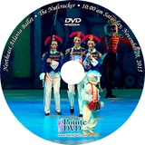 Northeast Atlanta Ballet The Nutcracker 2015: Saturday 11/28/2015 10:00 am DVD
