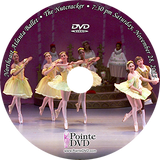Northeast Atlanta Ballet The Nutcracker 2015: Saturday 11/28/2015 7:30 pm DVD