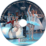 Northeast Atlanta Ballet The Nutcracker 2015: Sunday 11/29/2015 6:00 pm DVD