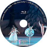 Northeast Atlanta Ballet The Nutcracker 2015: Friday 11/27/2015 2:00 pm Blu-ray