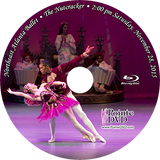 Northeast Atlanta Ballet The Nutcracker 2015: Saturday 11/28/2015 2:00 pm Blu-ray