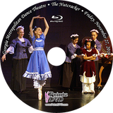 Georgia Metropolitan Dance Theatre The Nutcracker 2015: Friday 11/27/2015 7:30 pm Blu-ray
