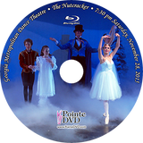 Georgia Metropolitan Dance Theatre The Nutcracker 2015: Saturday 11/28/2015 7:30 pm Blu-ray
