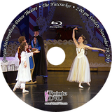 Georgia Metropolitan Dance Theatre The Nutcracker 2015: Sunday 11/29/2015 2:00 pm Blu-ray