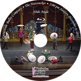 Gainesville Ballet The Nutcracker 2015: Sunday 12/6/2015 2:00 pm Wide only Blu-ray