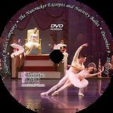 Sugarloaf Ballet Nutracker and Nativity Ballet 2015: December 9-10, 2015 DVD