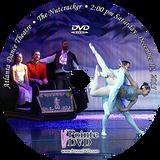 Atlanta Dance Theatre The Nutcracker 2015: Saturday 12/12/2015 2:00 pm DVD