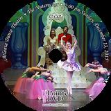 Atlanta Dance Theatre The Nutcracker 2015: Sunday 12/13/2015 2:00 pm DVD