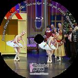 Atlanta Dance Theatre The Nutcracker 2015: Friday 12/11/2015 7:30 pm Blu-ray