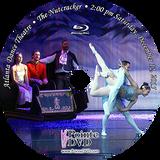 Atlanta Dance Theatre The Nutcracker 2015: Saturday 12/12/2015 2:00 pm Blu-ray
